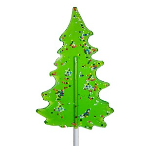 Icon Nonpareil Tree Lollipops: 24 Pack