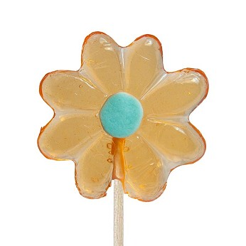 Mini Daisy Lollipops</br>Pack 24
