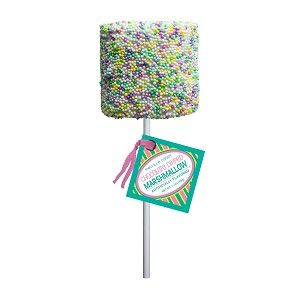 Giant Pastel Nonpareil Marshmallows: 12 Pack