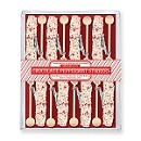 White Chocolate Peppermint Hot Chocolate Stirrer Gift Sets</br>3 Gift Sets