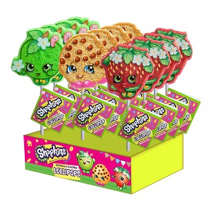 Shopkins Lollipop Assortment: 12 Pack Display