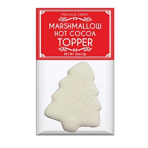 Tree Marshmallow Toppers: (24) 1 Pack Bag