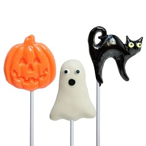 Spooky Lollipop Assortment: 24 Pack