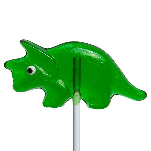 Triceratops Lollipops: 24 Pack